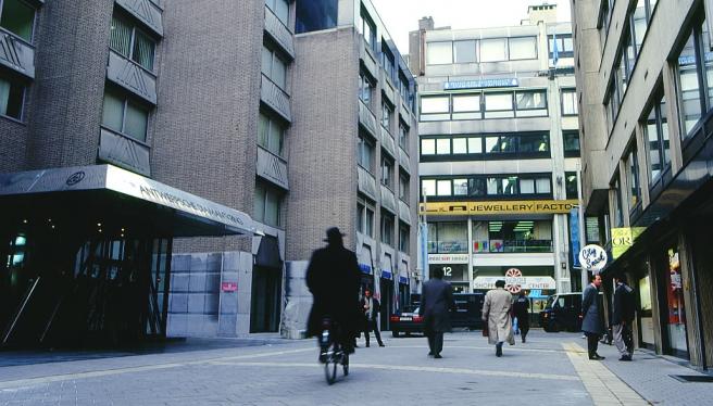 Hoveniersstraat Antwerpen