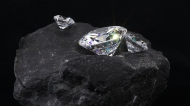 diamond formed from coal
